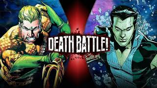 Death Battle Music - Kings of the Sea (Aquaman vs Namor) Extended