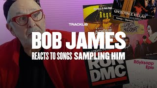 Bob James reacts to hits sampling his songs | Incl. Run-DMC, Ghostface Killah, Warren G & Röyksopp |