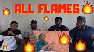 "J. Cole ""Album Of The Year (Freestyle)"" (WSHH Exclusive - Official Music Video) - REACTION!!!"