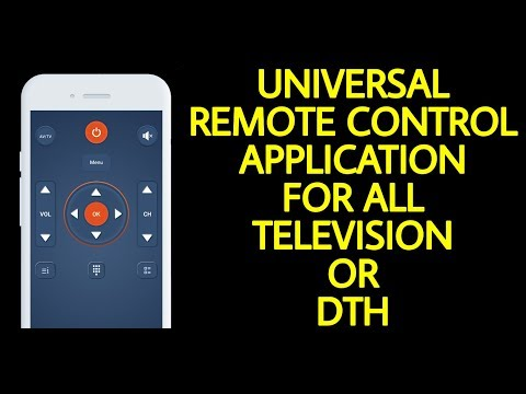 Control Any TV With Your Mobile Phone Without Wifi | TV Remote Control