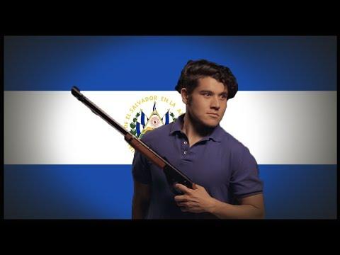 Flag Friday El Salvador (Geography Now)