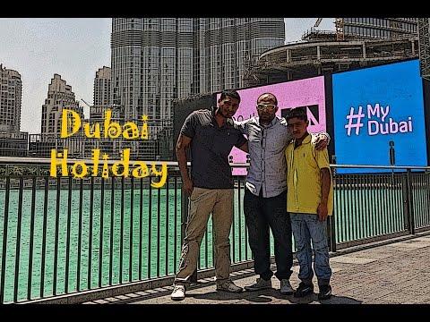 Dubai Holiday (Vlog 3) | F7YUB