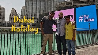 Dubai Holiday, Burj Khalifa Bungee Jump?! (Vlog 3) | F7YUB