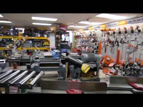 A walk around Tegs tools in Hamilton