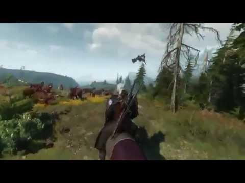 The Witcher 3: Wild Hunt - Gameplay Trailer PT-BR
