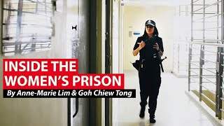 Inside Singapore's Only Women's Prison | CNA Insider