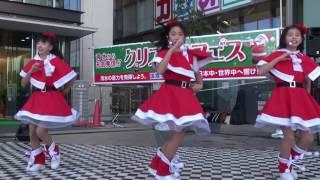 2016.12.23 するが紅トマHIKO☆星隊 清水駅前.