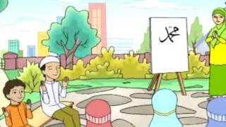 nasyid anak islam-nabi tersayang