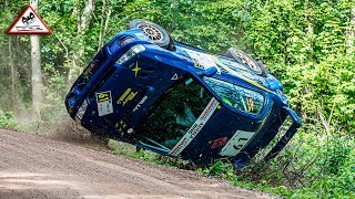 The Best of Rally 2019 Crash & Show [Passats de canto]