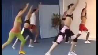 Жиросжигающая танцевальная аэробика - Фитнес