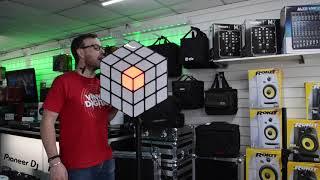 LEDJ RUBIX  3D CUBE PANEL @ PHASE ONE