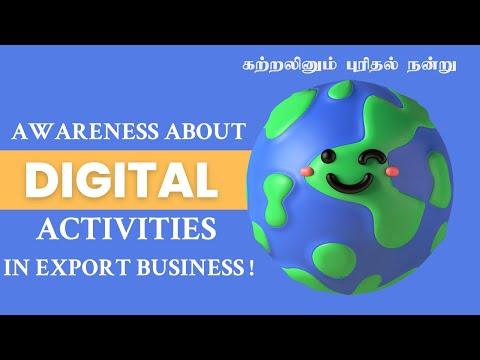 Digital Marketing Awareness by Export Help Center