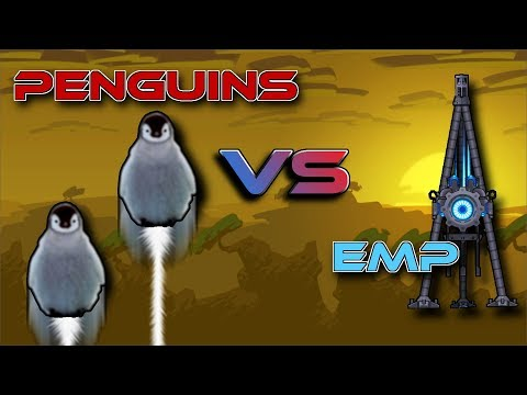 NEW Tanya\'s Update! (Penguins vs EMP) - Forts RTS [105]