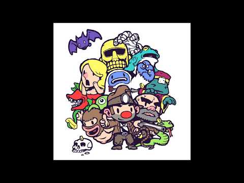 Spelunky OST - Mines A