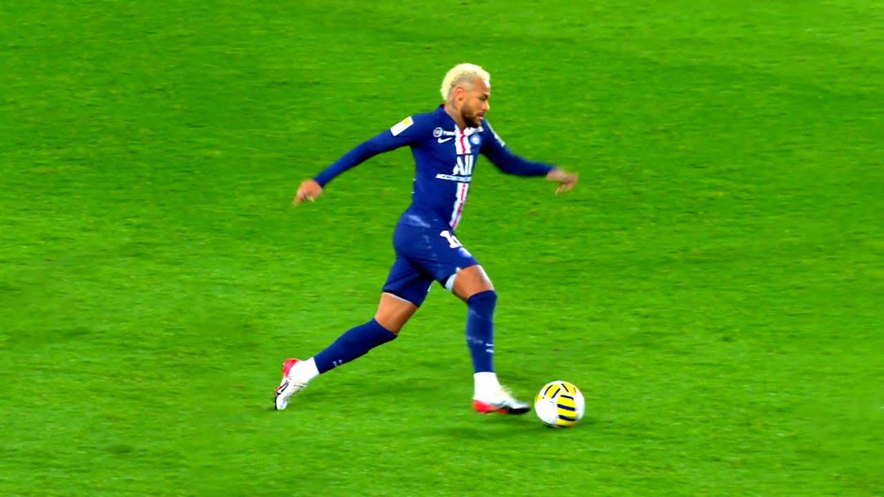 Neymar Plays The Most Beautiful Football