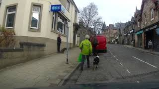 Easter 2020 in Pitlochry during Corona lock down
