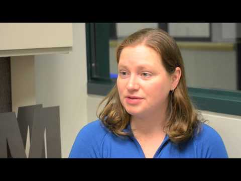 What can I do with a Bachelor of Science degree? Bernadette Blakey -- outreach coordinator