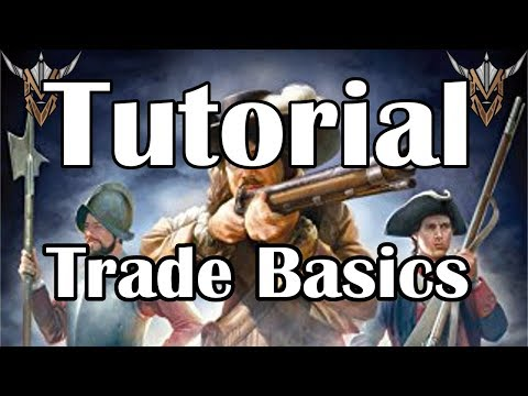 Europa Universalis IV - Tutorial - Trade Basics