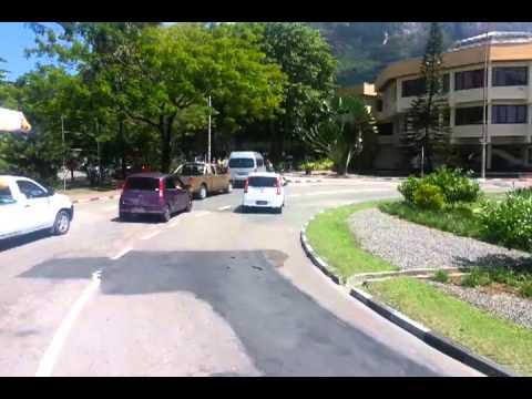 Seychelles bus station