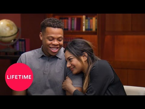 Married at First Sight: Tristan Reacts to Mia's Truth (Season 7, Episode 5) | Lifetime