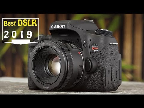 7 Best DSLR Camera 2018   For Photography & Video ✅✅ thumbnail