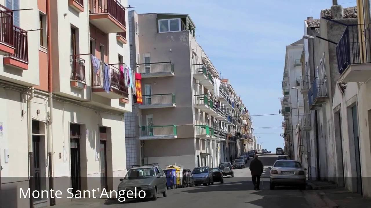 Places To See In Monte Sant Angelo Italy Youtube