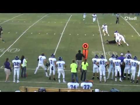 Blake Watson #2 Free Safety Tolar High School Highlights