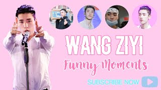 Wang Ziyi [Idol Producer] FUNNY MOMENTS
