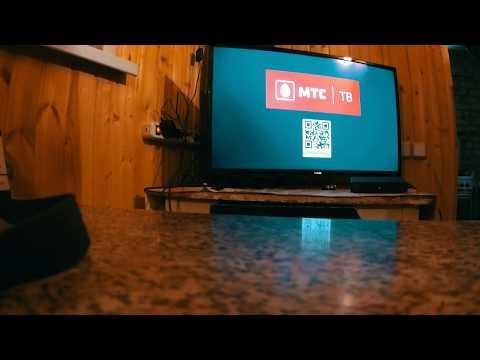 Первое включение настройка и прошивка ресивера МТС ТВ