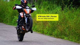 KTM duke 200 | Review -2016