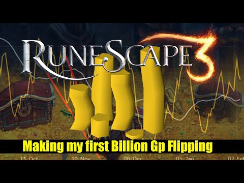 Runescape 3: Flipping + Bulk Trading Tips -  How I'm making my first Billion
