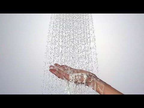 Hansgrohe spray type – Rain