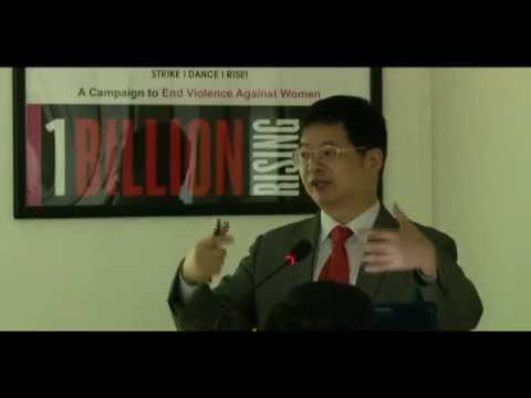 China's Development Strategy Under its New Leadership - A Talk by Dr Liu Youfa