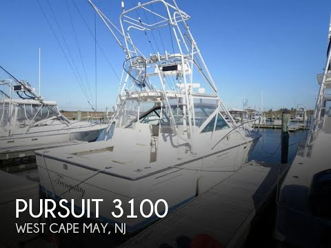 [UNAVAILABLE] Used 1994 Pursuit 3100 in Cape May, New Jersey
