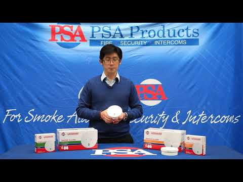 Introducing the LIF5800/2 and LIF5800RL/2 Smoke Alarms