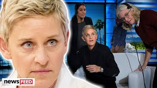 Ellen DeGeneres Staff Happy The Dirty Truth Is Coming Out!