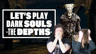 Let's Play Dark Souls Episode 4: NOT SO GOOD DOGGOS AND FROGGOS