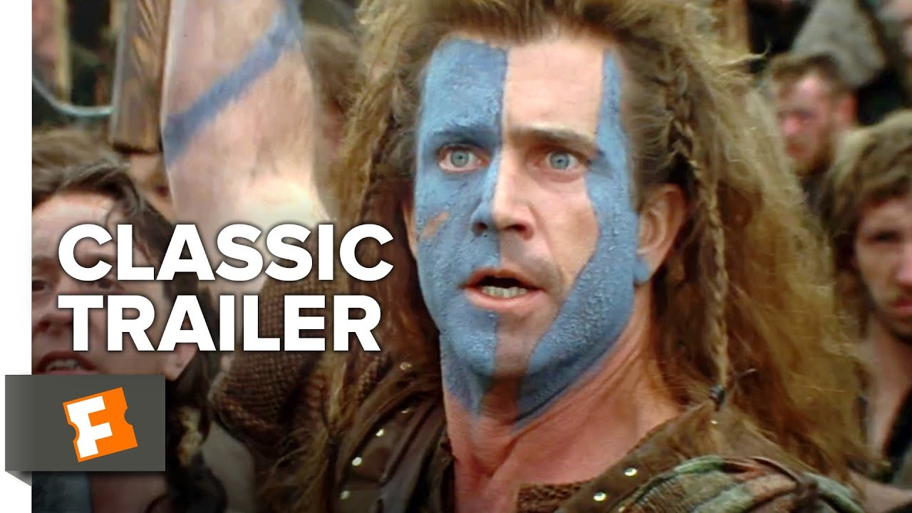 Braveheart 1995 Trailer 1 Movieclips Classic Trailers