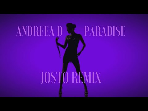 Piesa noua: Andreea D - Paradise