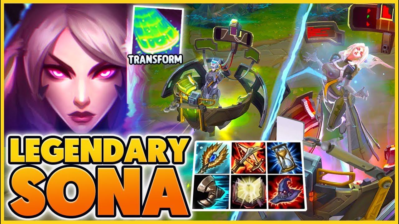 *NEW 100$ LEGENDARY Skin* Ultimate TRANSFORMATIONS!!! BunnyFuFuu | League of Legends thumbnail