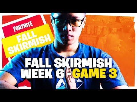 LE BON TOP DE LA FRANCE - FALL SKIRMISH - GAME 3 WEEK 6 EU