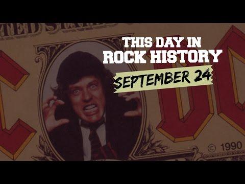Starship's Nasty Fight, Jimi Hendrix Arrives in London - September 24 in Rock History