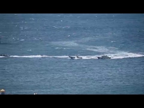 Suspect Drug Smugglers arrested at sea by Gibraltar Customs/Police Joint Operation