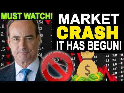 Harry Dent: The Next Stock Market Crash Is Coming: Gold, Bitcoin, Stocks \u0026 Economic Collapse...