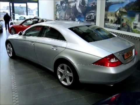 2008 mercedes cls 320 cdi auto ultimate spec just 21000. Black Bedroom Furniture Sets. Home Design Ideas