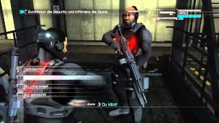 Binary Domain | Chapter 1-2: Hit and Run | 002 Gameplay HD