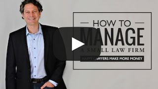Repeat youtube video How to get started with a law firm marketing plan.