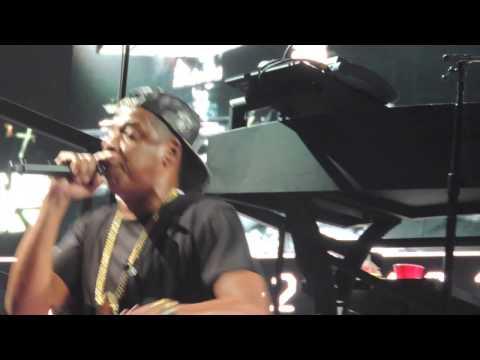 Jay-Z Concert - Houston- Magna Carta Holy Grail
