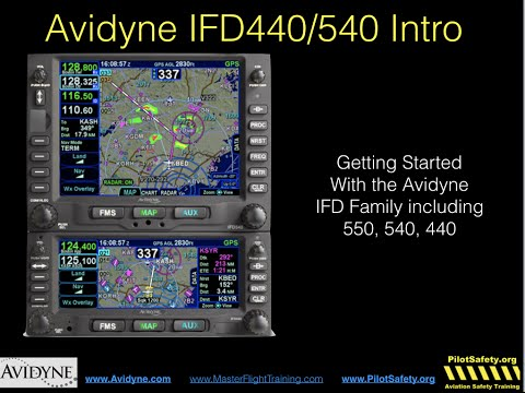 Avidyne Intro