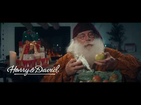 Harry & David Santas Surprise 6 second ad for retail stores